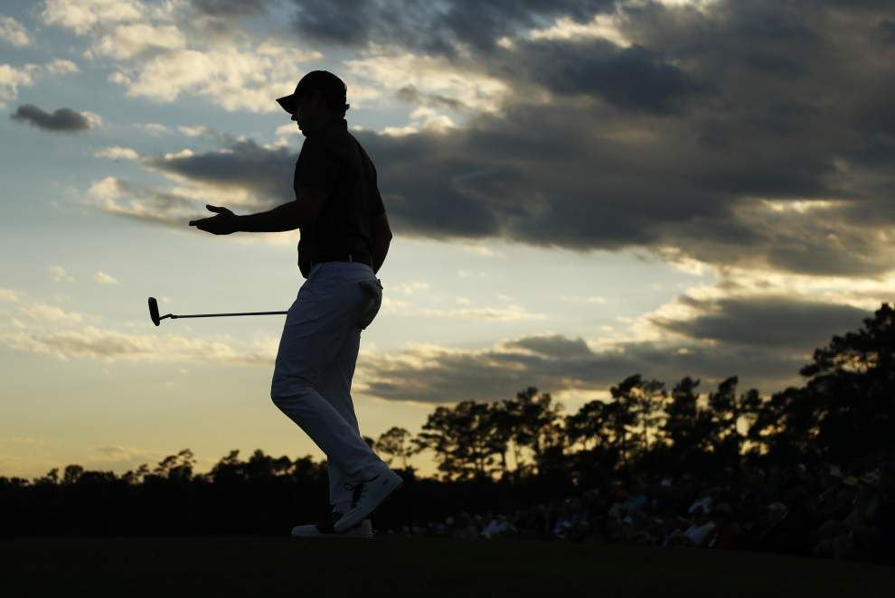 Masters primer: Scott Rabalais breaks down what you need to know on Day 2 of the Masters _lowres