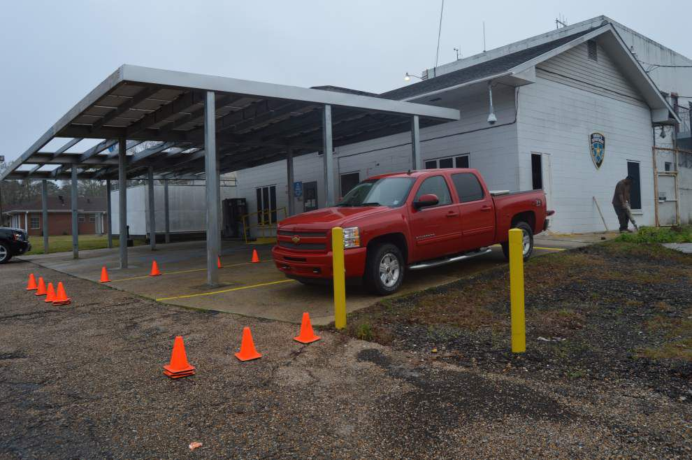 Construction begins at St. Helena Parish Jail facility _lowres