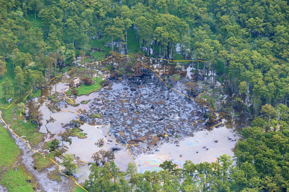 judge fault for bayou corne sinkhole lies with texas