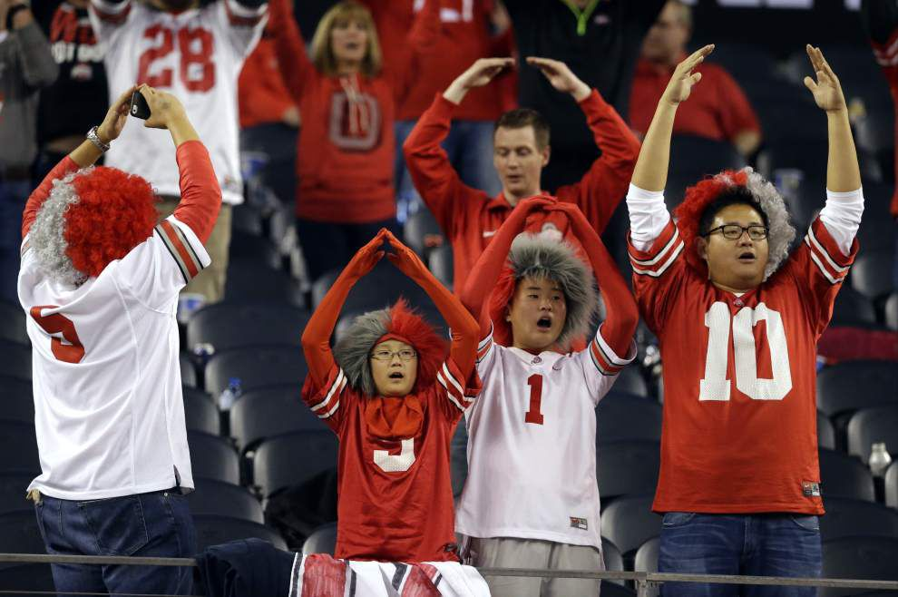Ohio State roars through Oregon to claim inaugural College Football Playoff crown _lowres