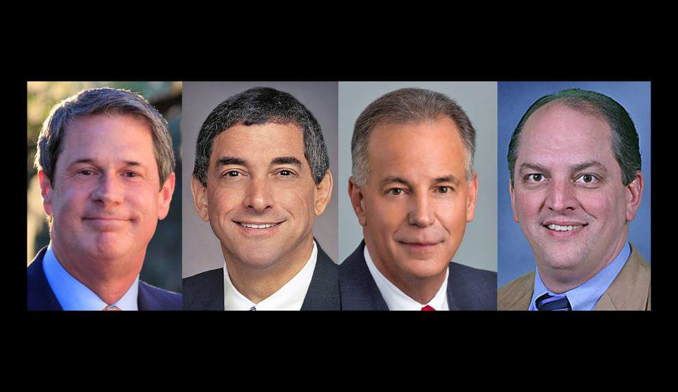 Stephanie Grace: Louisiana's GOP governor hopefuls are showing up in unexpected places ... to court Democrats _lowres
