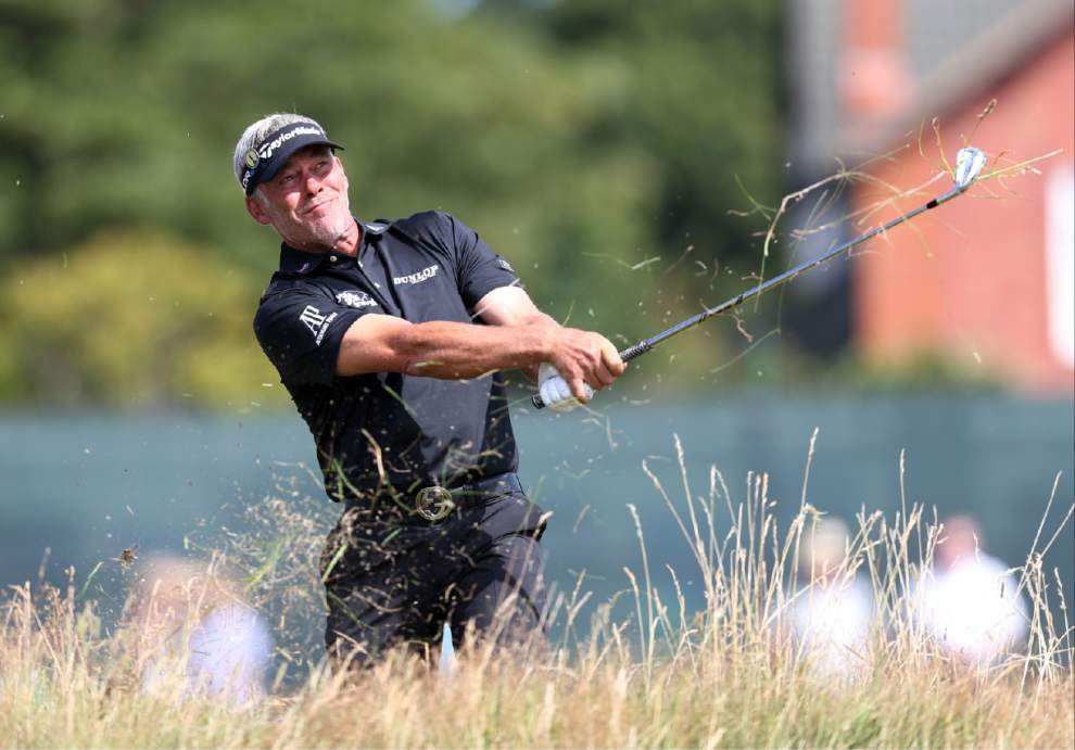 British Open: new course, new Tiger Woods _lowres