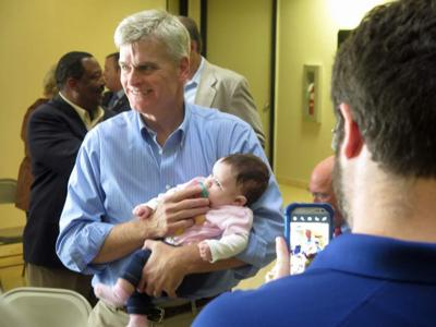 Bill Cassidy explains the importance of being earnest _lowres