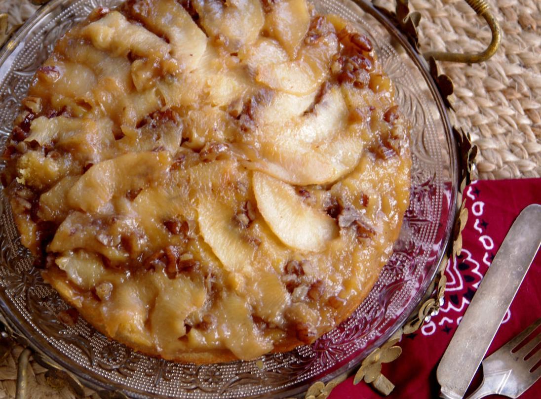Peach Upside Down Cake-V1.JPG