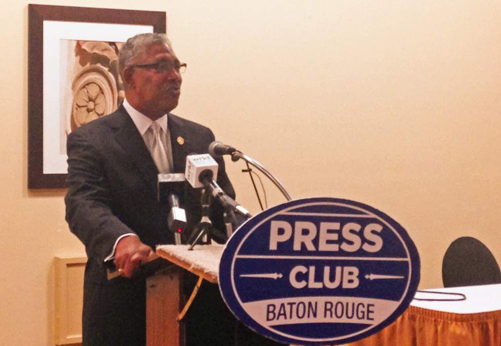 New Southern U leader: 'I think we have a great story to tell' _lowres