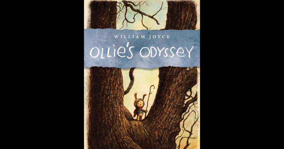 Young readers swept along on 'Ollie's Odyssey' _lowres