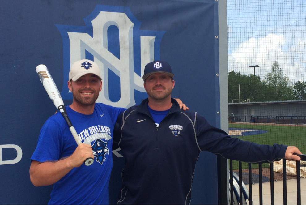 UNO's Dean brothers — coach Blake and third baseman Dakota — have the Privateers in sync _lowres