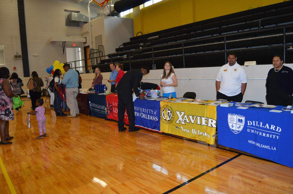St. Helena school hosts College and Career Day for students, parents _lowres