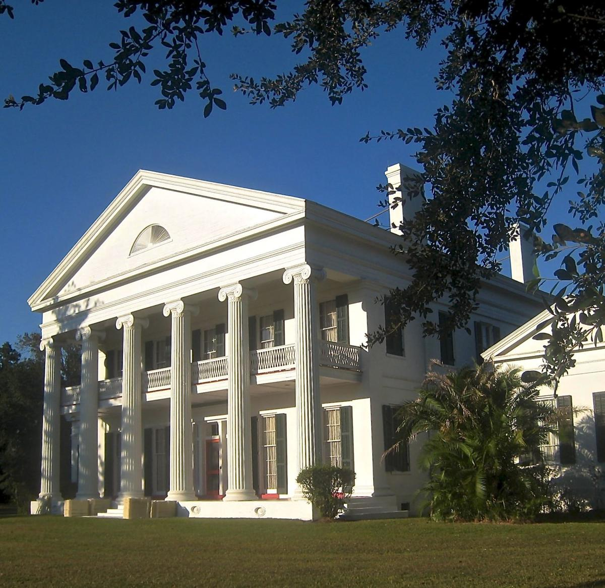 Tag sale planned as madewood plantation home changes for Antebellum plantations for sale