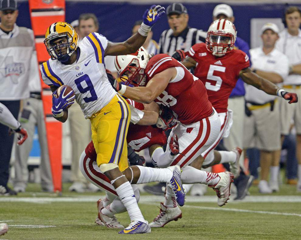 LSU football defining moment No. 5: The comeback _lowres