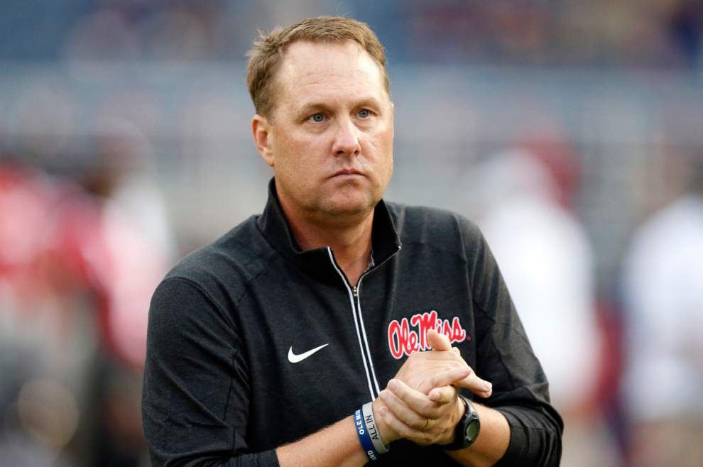 Scott Rabalais: NCAA investigation could burn Ole Miss' Hugh Freeze _lowres