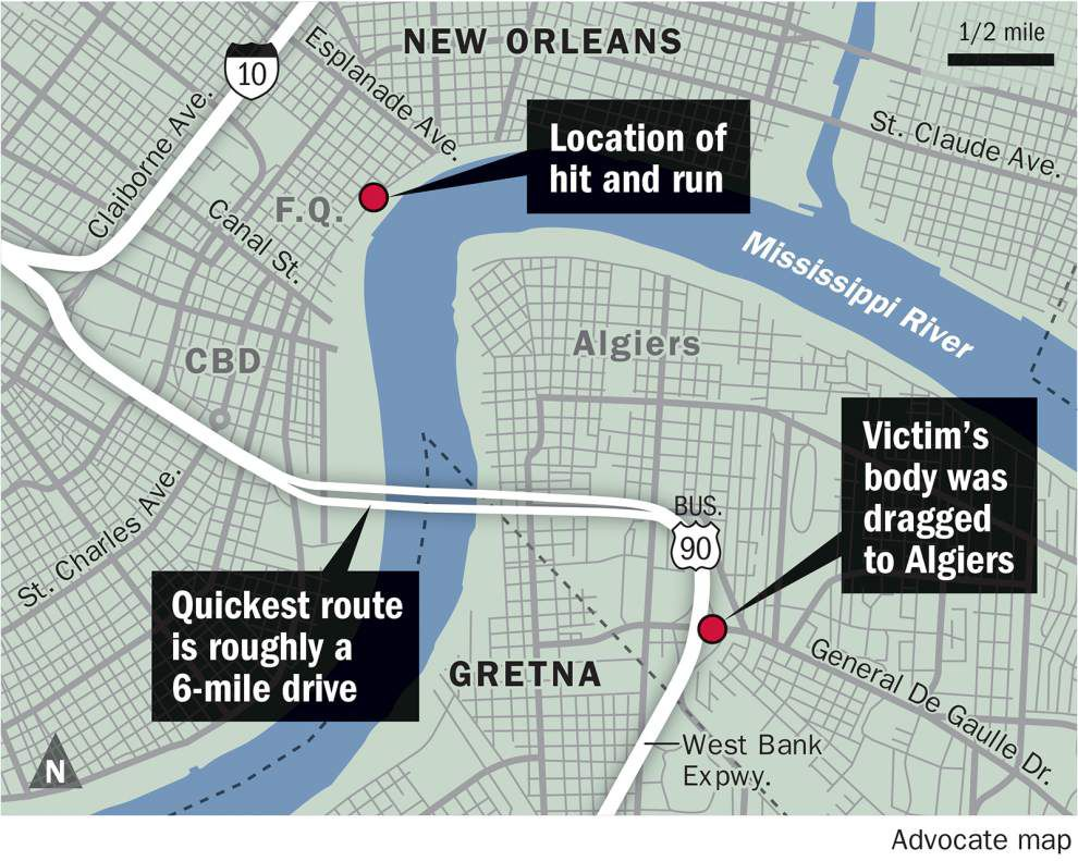 Family of tourist slain in French Quarter hit-and-run urges driver to come forward: 'We forgive him or her' _lowres