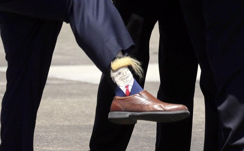 Trump crop