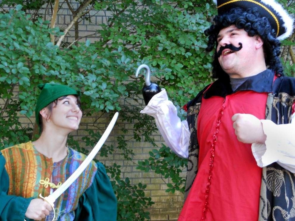 Covington summer theater program to present 'Disney's Peter Pan Jr.' _lowres