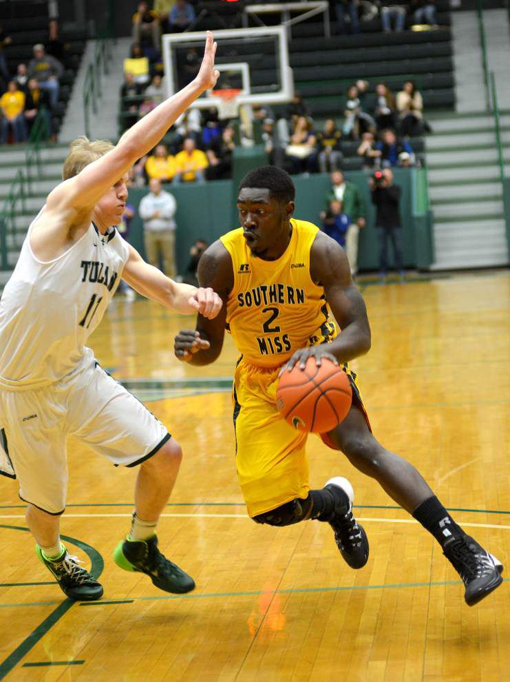 Swingman Josh Hearlihy leaves Tulane men's basketball team _lowres