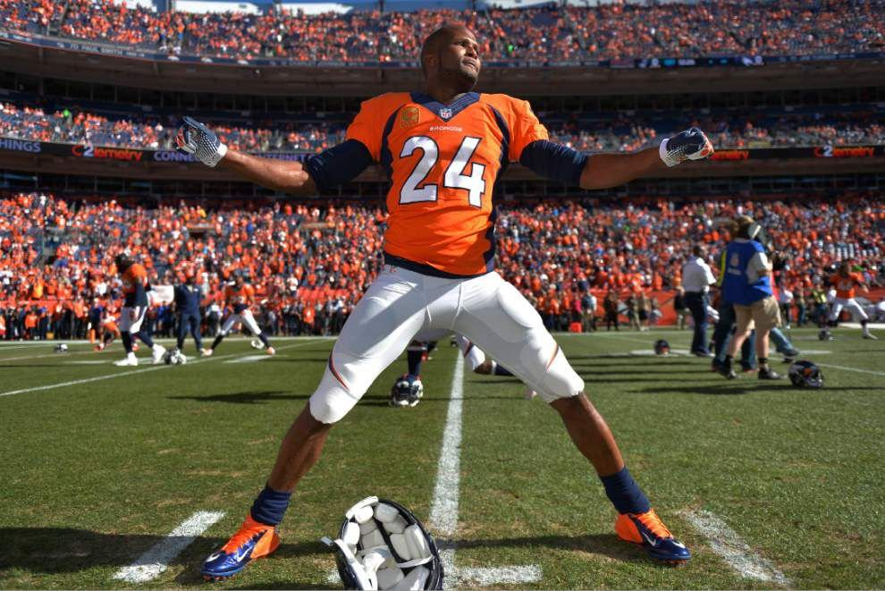 Reports: Saints hosting free agent Champ Bailey _lowres