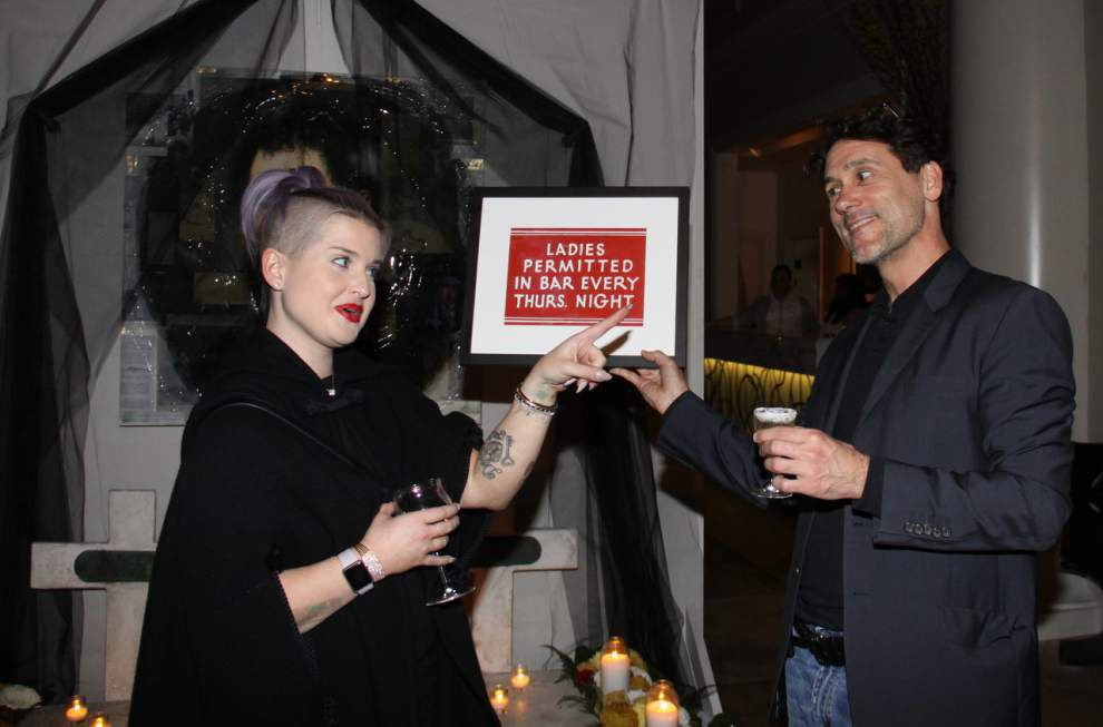 Steven Forster's Party Central: Kelly Osbourne at All Saints event _lowres