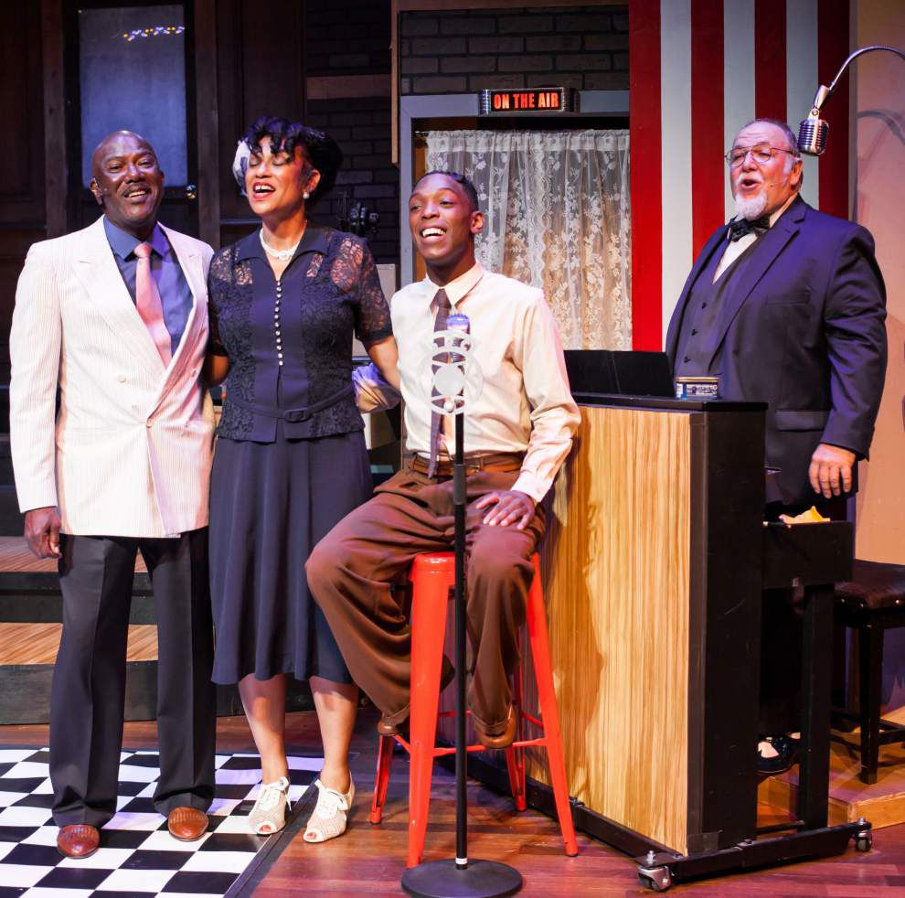 'On the Air': National World War II Museum stages a home-front musical _lowres