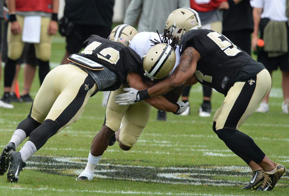 Bengals acquire Khairi Fortt after rookie was waived by Saints _lowres