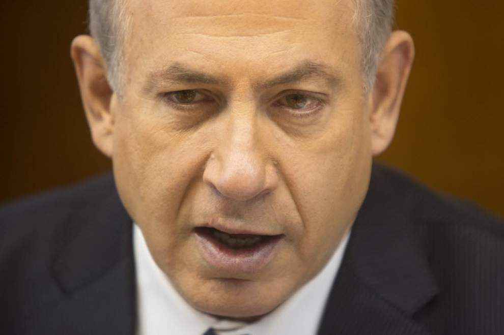 Netanyahu to visit White House March 3 _lowres