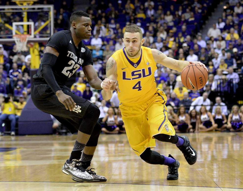 Surgery ends Keith Hornsby's career at LSU _lowres