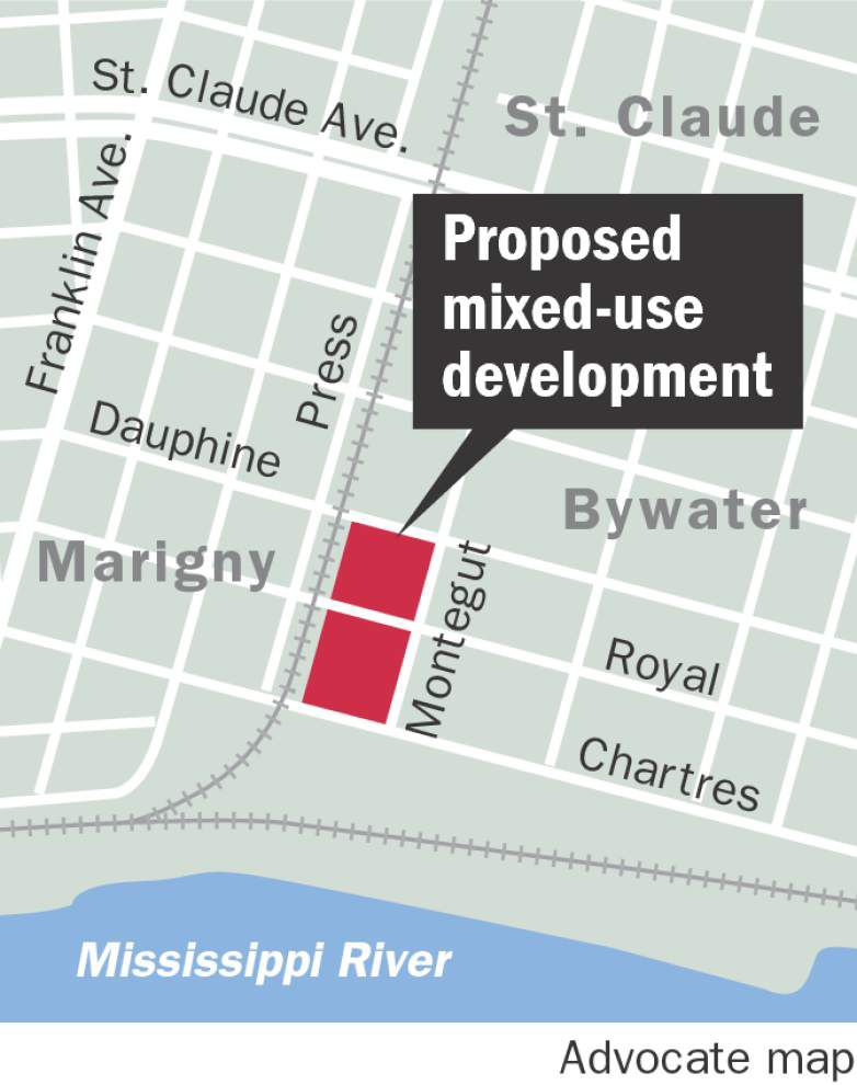 Sean Cummings' Bywater riverfront project receives City Planning Commission's approval; here what's next _lowres