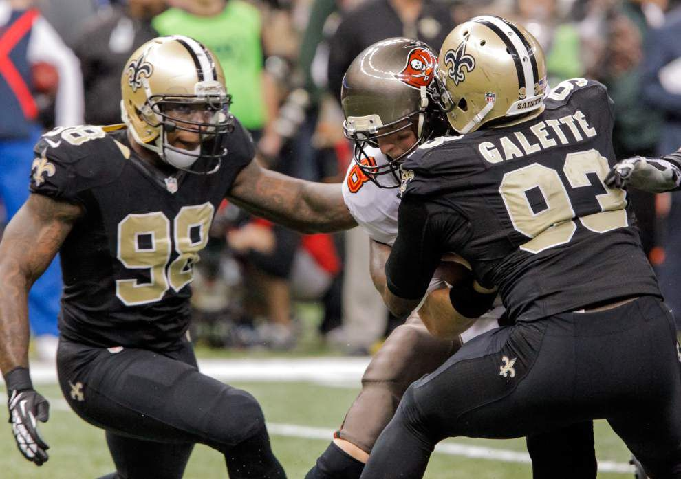 Gallery: Saints, Bucs game action _lowres