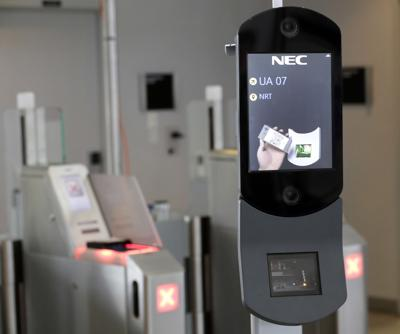 Airport Face Scans
