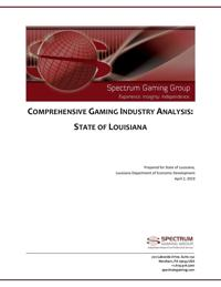 Louisiana lawmakers once again turn to gambling to boost tax revenue, but is it worth it?