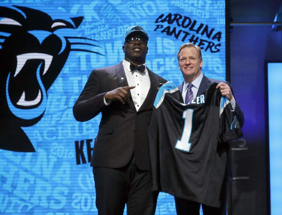 Louisiana Tech's Vernon Butler goes to Panthers with 30th pick _lowres