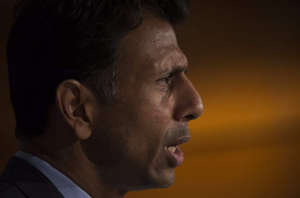 Stephanie Grace quick take: Bobby Jindal pulls out of presidential run, has plenty of time for more public office _lowres