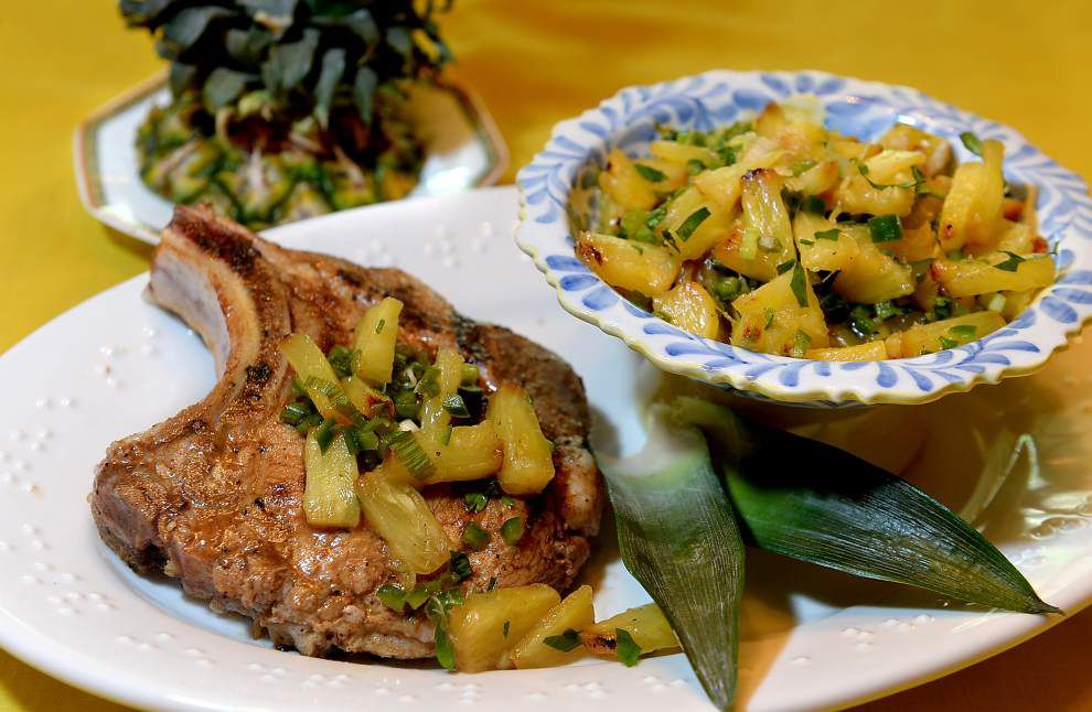 Gourmet Galley: Chops best when not overdone _lowres