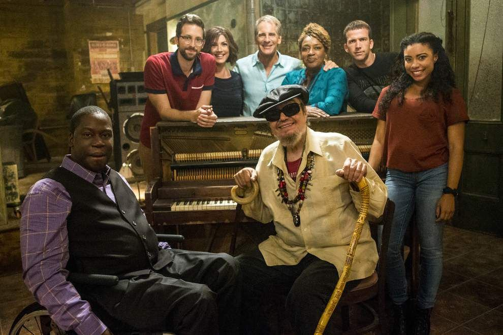 Dr. John makes 'NCIS: New Orleans' guest appearance Tuesday _lowres