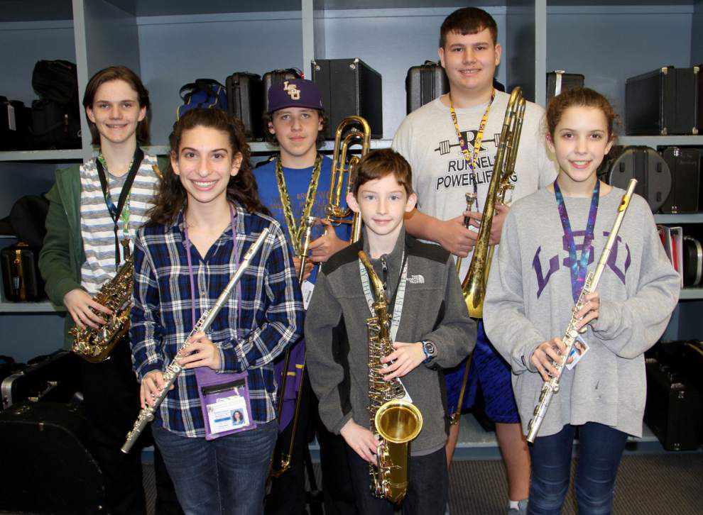 Runnels students chosen for honor band _lowres