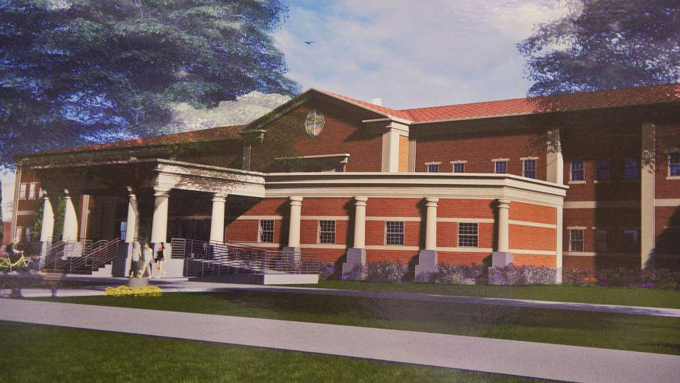 Walker High School project to go out to bids, construction could start as early as March _lowres