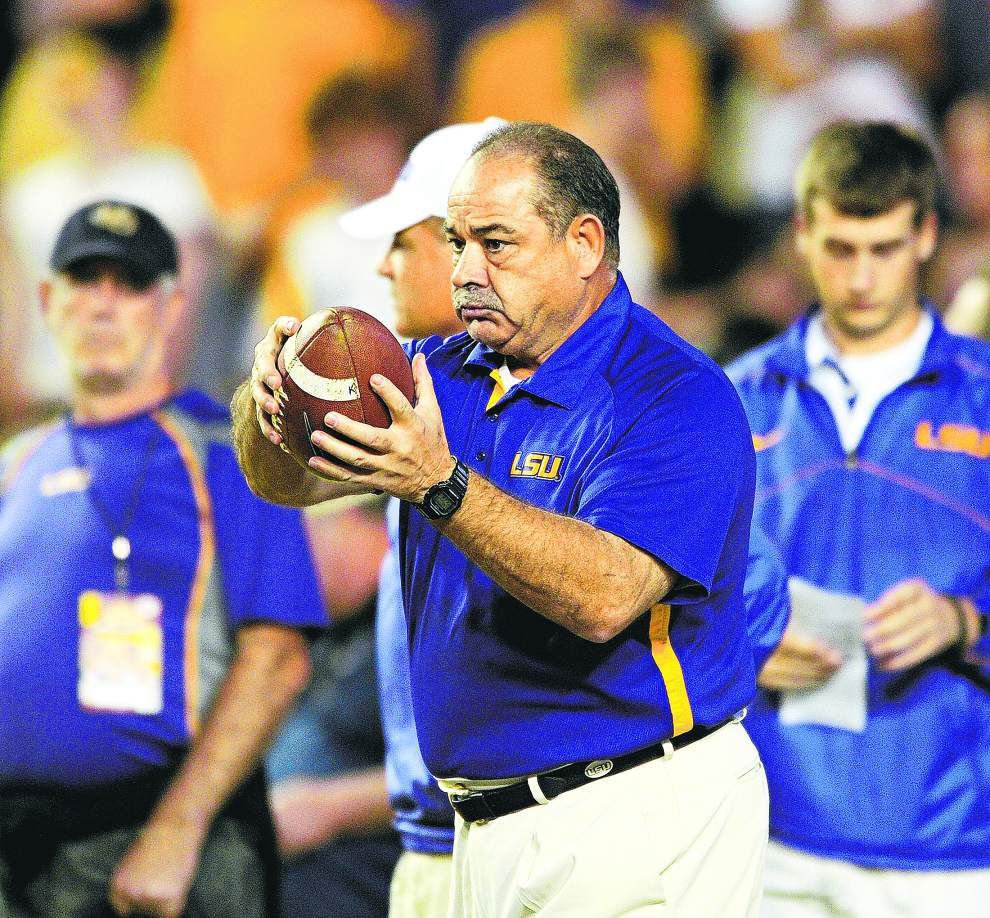 See the lawsuits John Chavis, LSU filed against one another in court _lowres