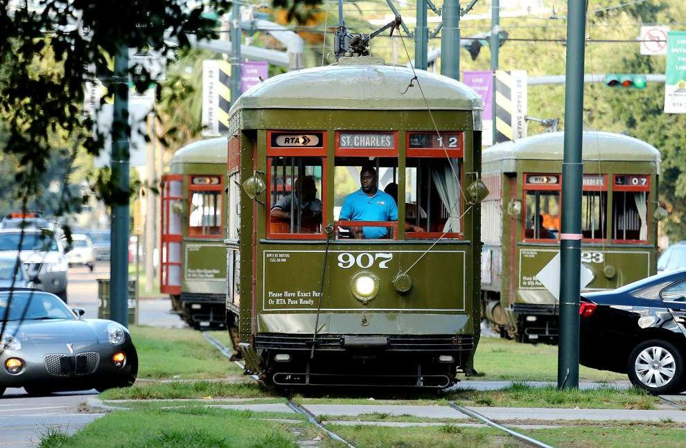 Report: New Orleans RTA focusing too much on streetcars, ignoring needs of local commuters _lowres