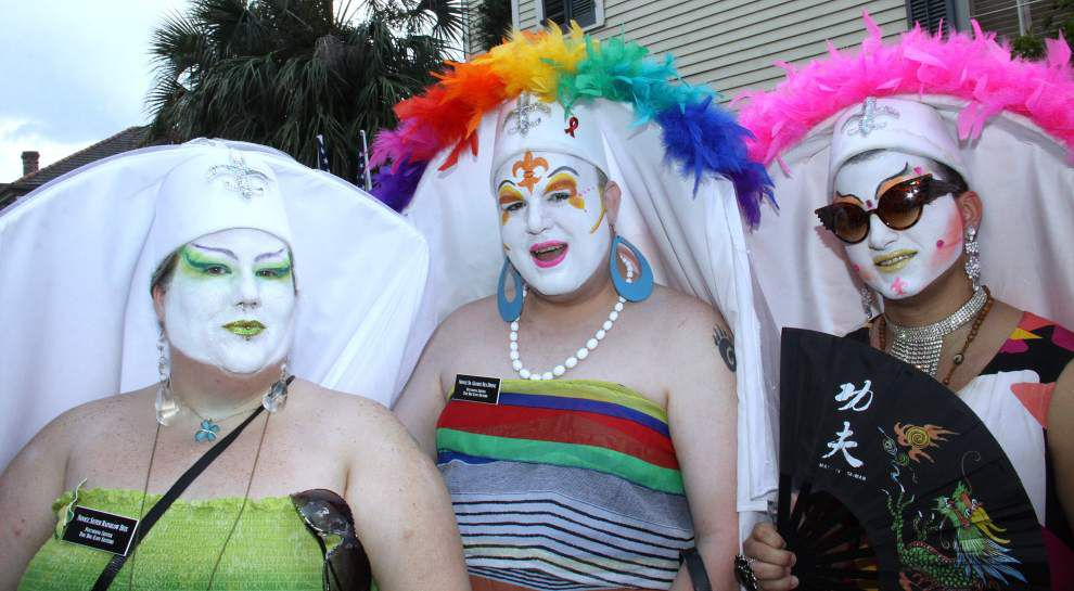 Weekend's Southern Decadence is one of New Orleans' biggest parties _lowres