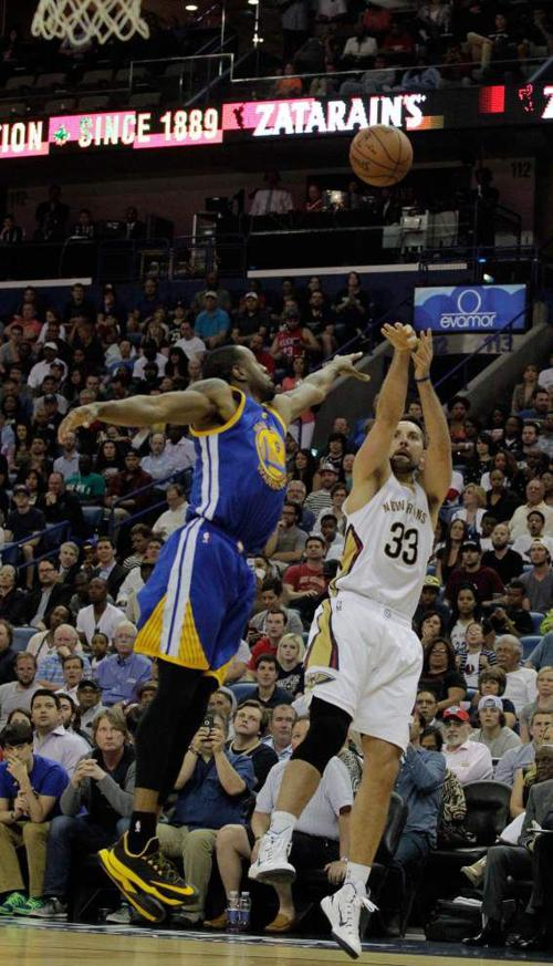 Pelicans making an impression even in losses _lowres