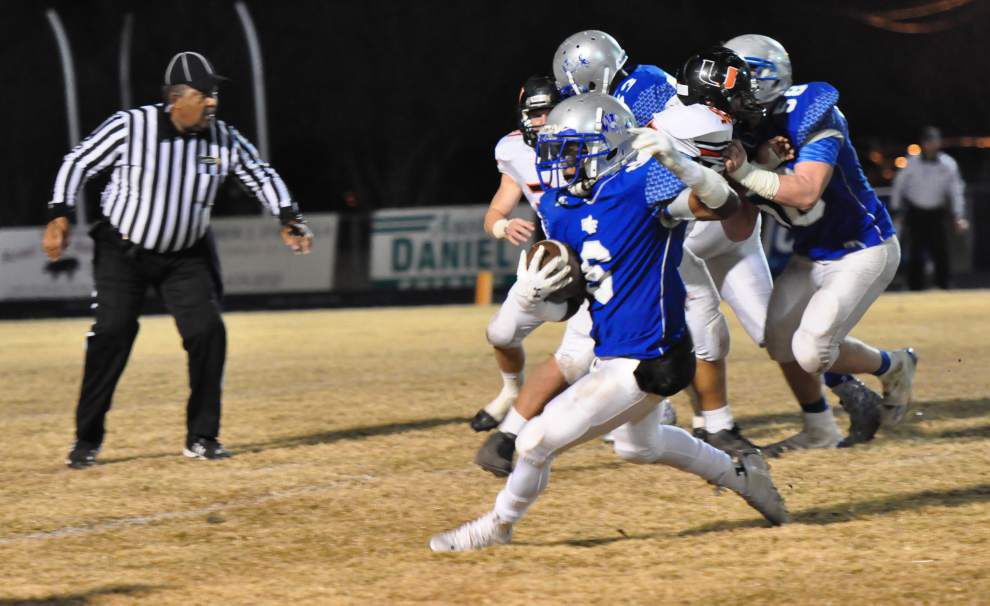 Livonia, Amite try to make most of semis at their stadiums _lowres