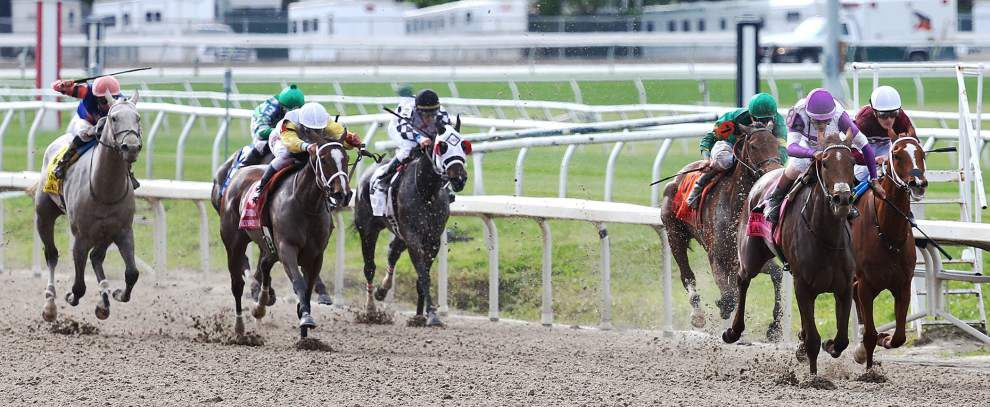 Louisiana Derby day notebook: Land Over Sea wins Fair Grounds Oaks _lowres
