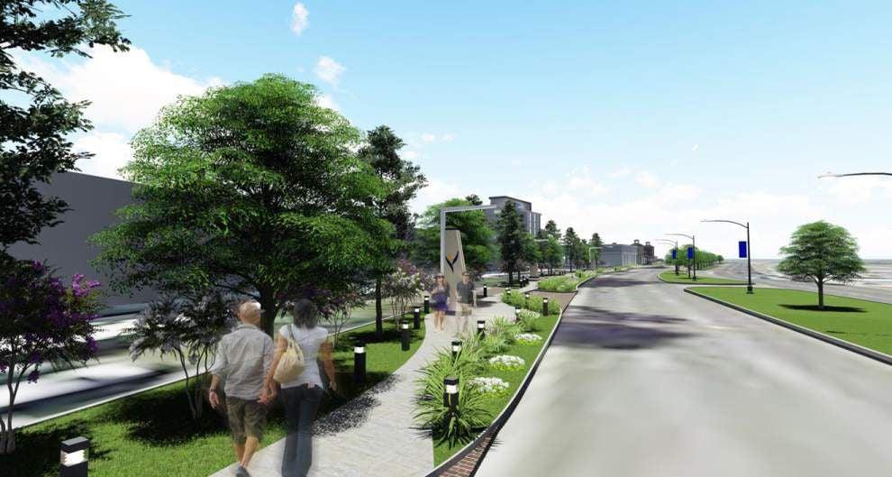 Jefferson Parish seeking federal grant to upgrade Jefferson Highway transit _lowres