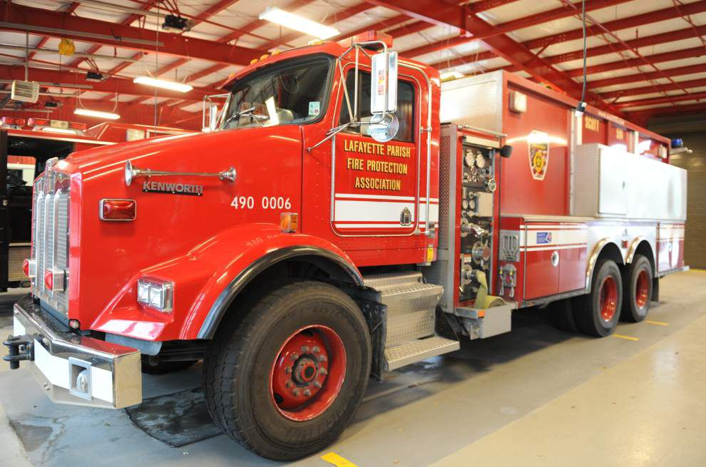City of Scott set for major firefighting improvements: new water lines, incentive pay for volunteers, city's first fire inspector _lowres
