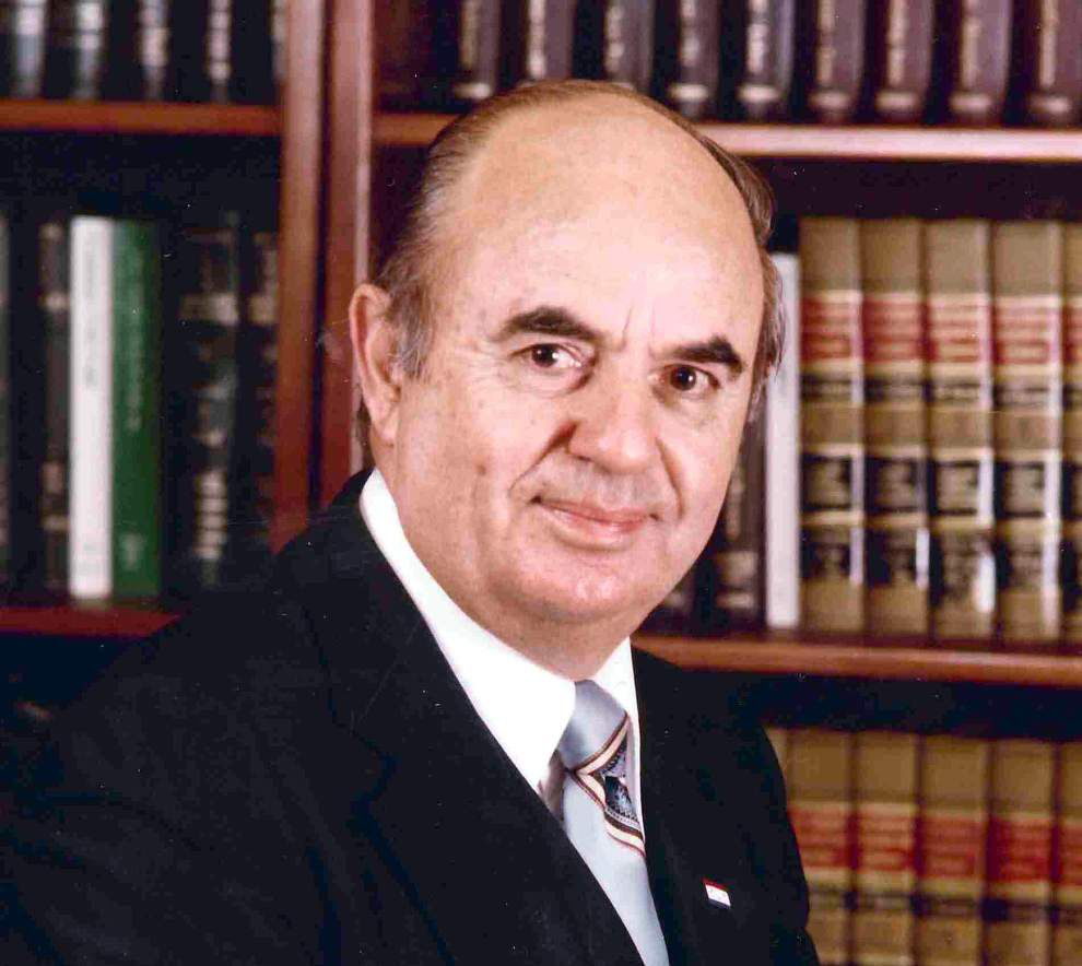 Salvador Anzelmo, former state rep and New Orleans city attorney, dead at 93 _lowres