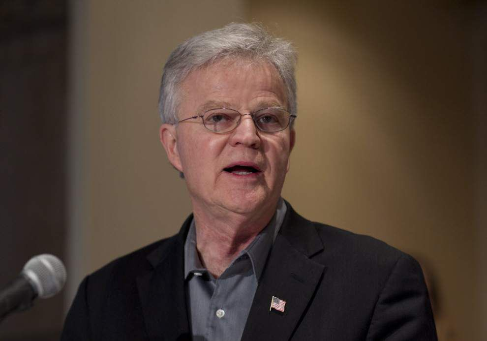 Buddy Roemer guest column: Why we need real tax reform in Louisiana more than ever _lowres