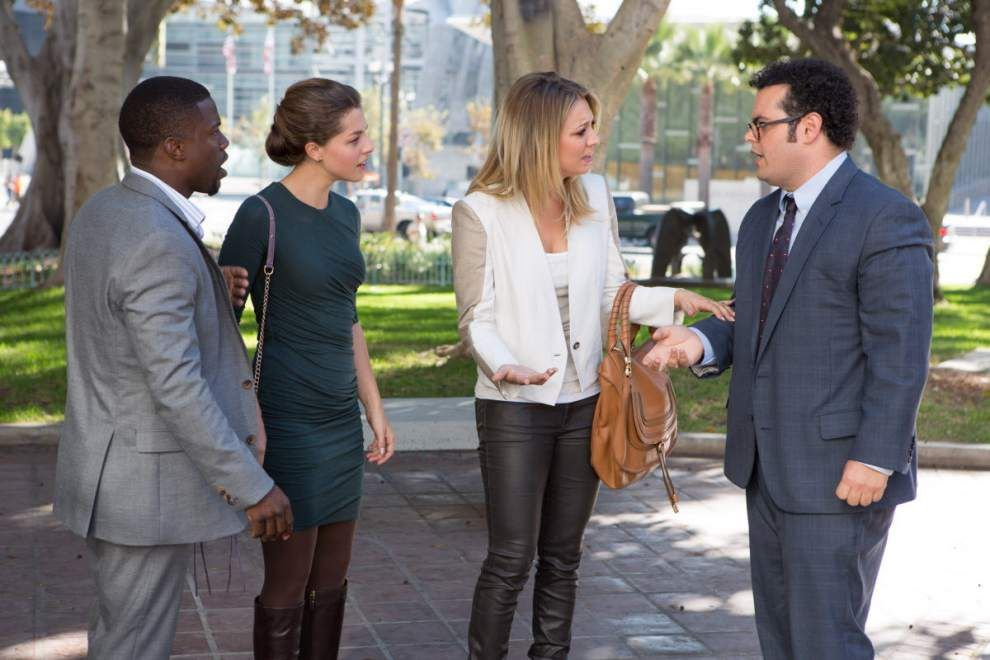 Review: Kevin Hart rings wedding bells in 'The Wedding Ringer' _lowres