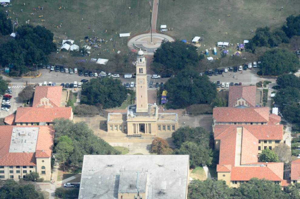 LSU advocacy group forms to protect system campuses from budget cuts _lowres