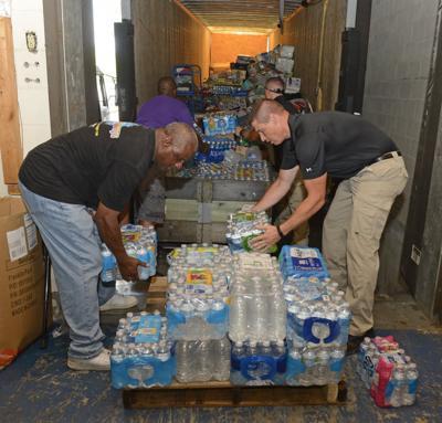 USC flood supplies