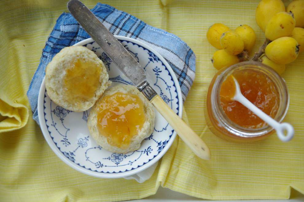 I Eat La: Loquats are tasty little fruits excellent in jams _lowres