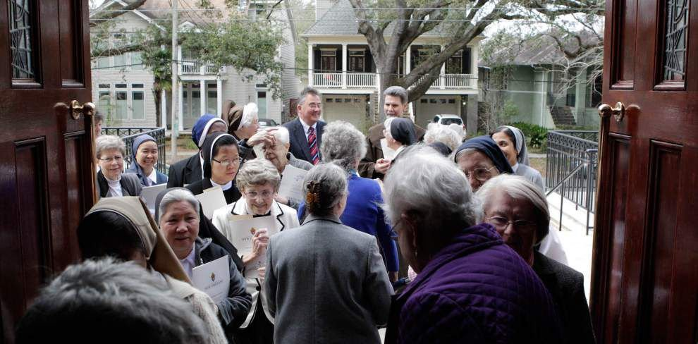 Day of Prayer marks Year of Consecrated Life _lowres